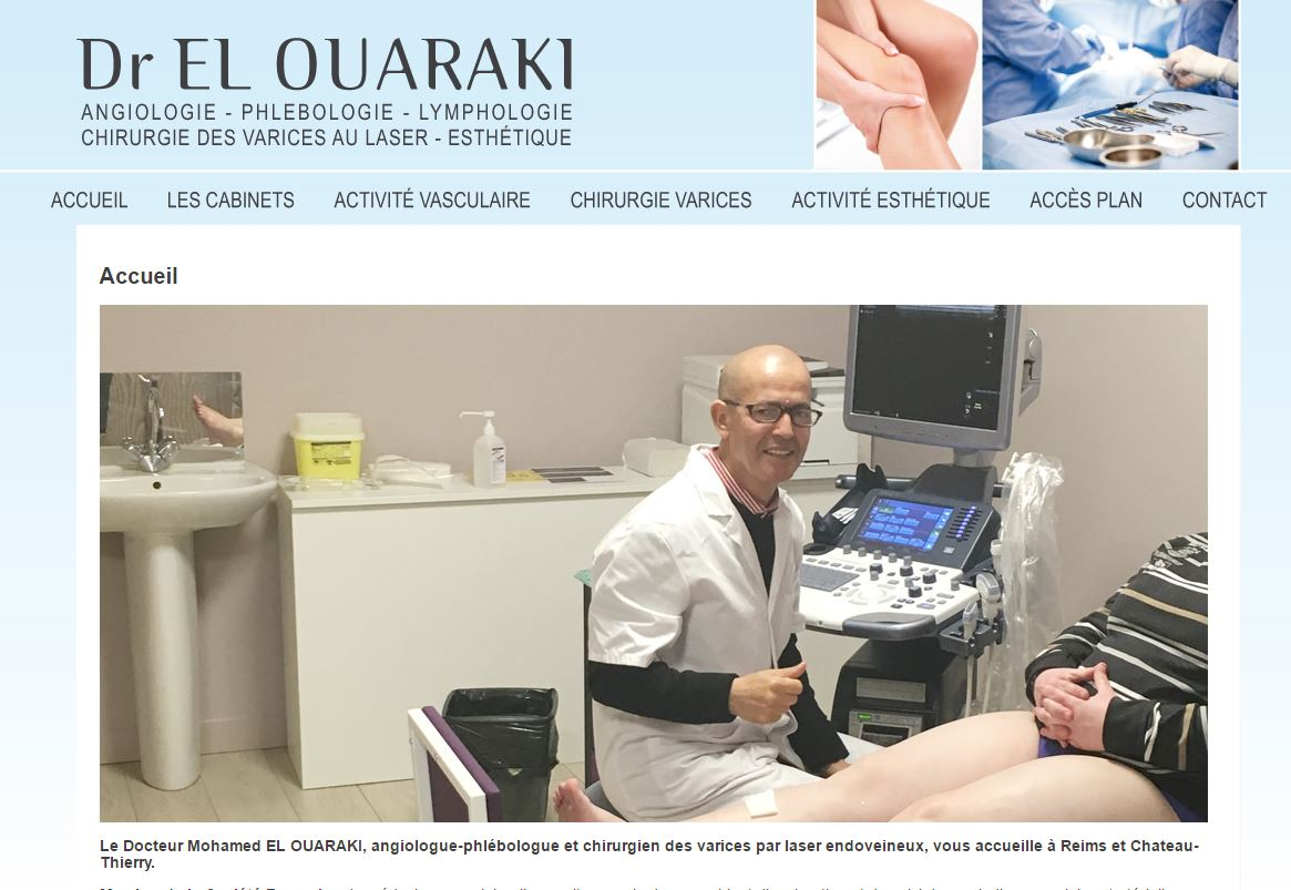 Site du Docteur EL ouaraki