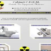 Cabinet C.D.E.M (Contrôle des équipements Médicaux)