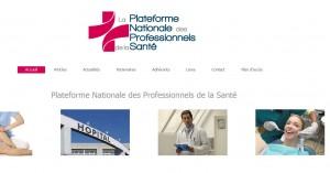Plateforme Nationale des Professionnels de la Santé